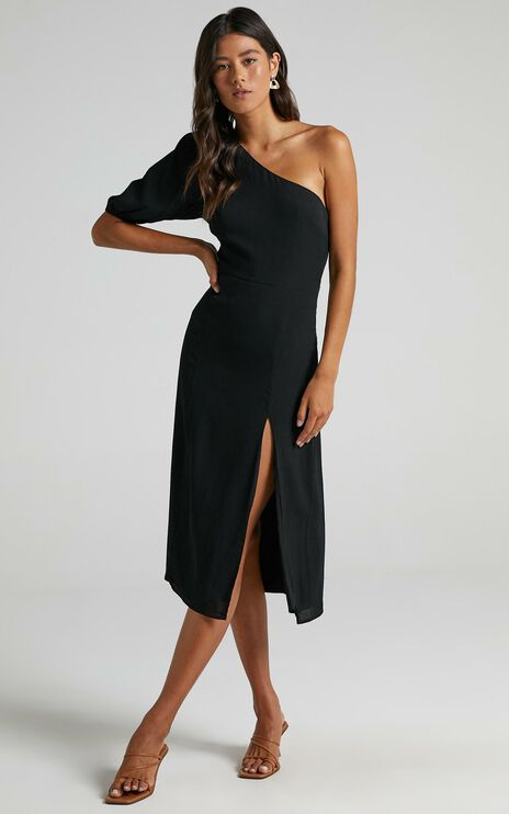 Tatiana Dress in Black