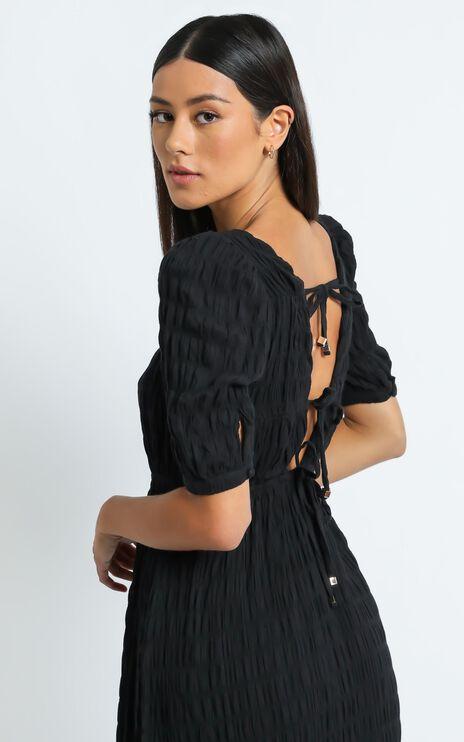 Marfa Dress in Black