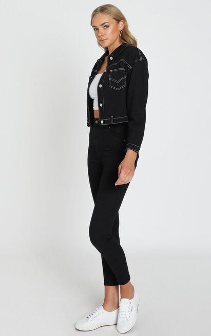 More the Merrier Jacket in black - 14 (XL), Black, hi-res image number null