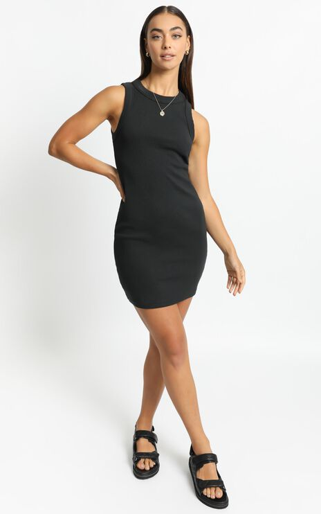 Neuw - Jonesy Dress in Black