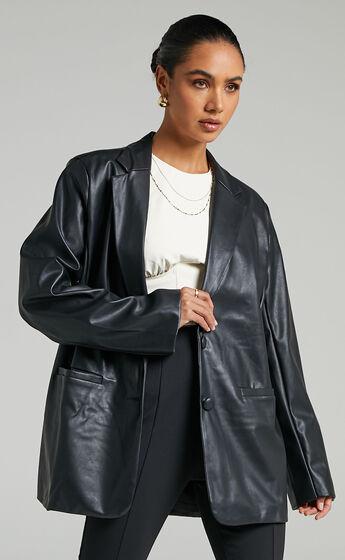 Samanfa Jacket in Black