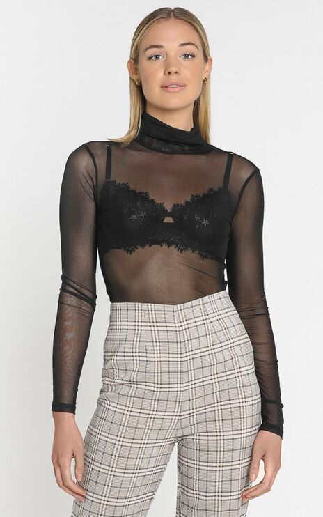 New Generation Top in Black