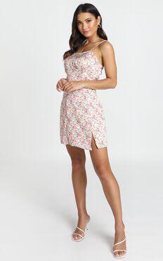Lila Dress In Multi