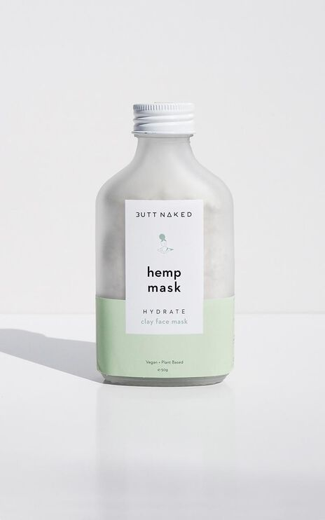 Butt Naked - Hemp Clay Mask 50g