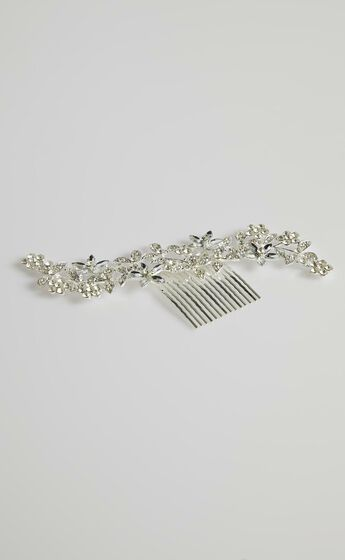 Only One Hair Piece in Silver
