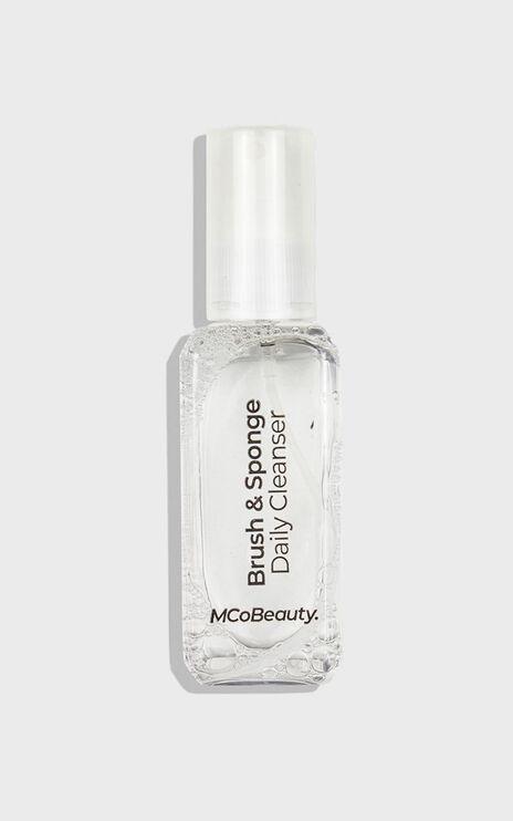 McoBeauty - The Beauty Edit Brush & Sponge Daily Cleanser