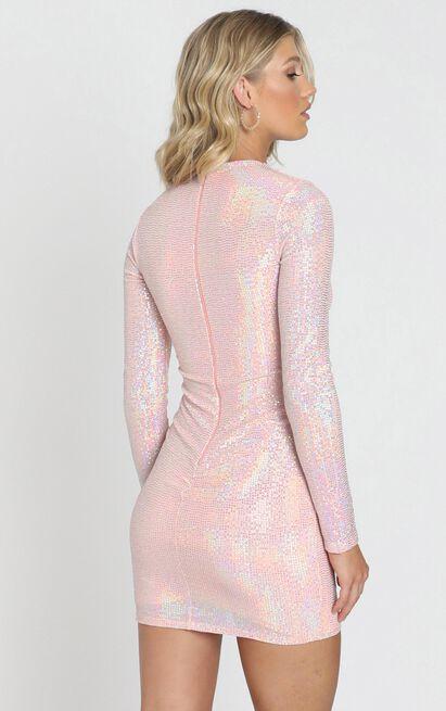 Durham Dress in pink - 8 (S), Pink, hi-res image number null