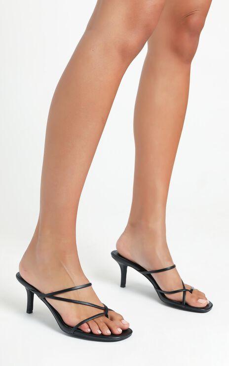 Billini - Jennah Heels in Black