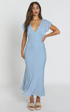 Cumbria Dress In Blue