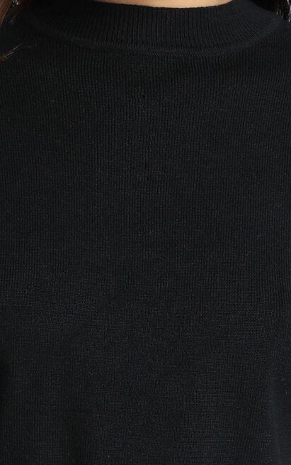One Hero Knit Jumper in black - 16 (XXL), Black, hi-res image number null