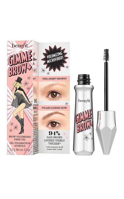Benefit - Gimme Brow + Shade 4, Brown, hi-res image number null