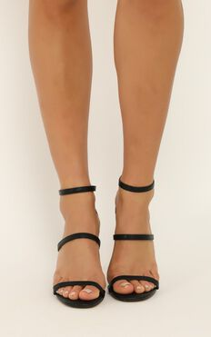 Billini - Joie Heels In Black
