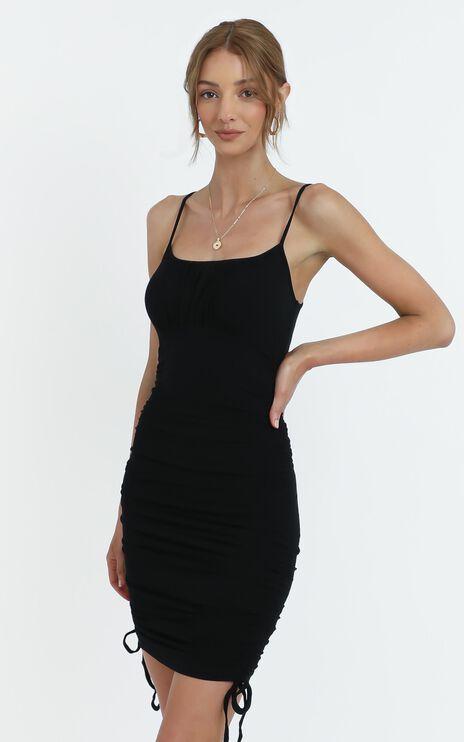 Langley Dress in Black