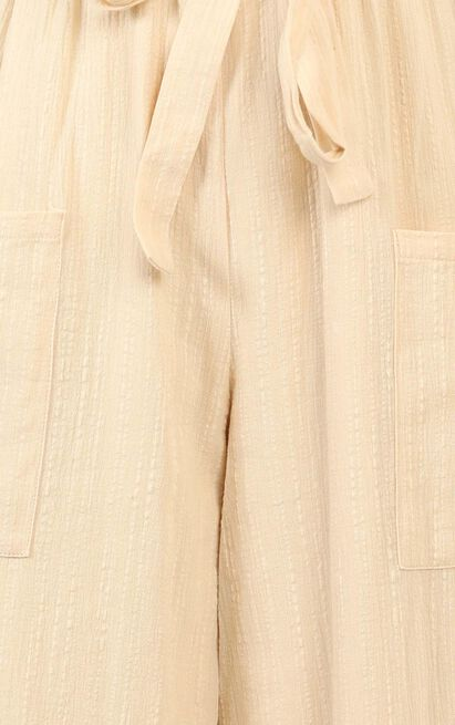 Like A Super Power Jumpsuit in cream - 20 (XXXXL), Cream, hi-res image number null