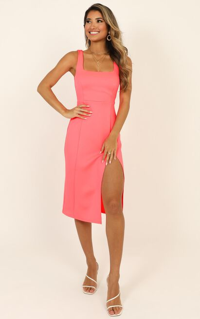 Mini Love Dress in hot pink - 14 (XL), Pink, hi-res image number null
