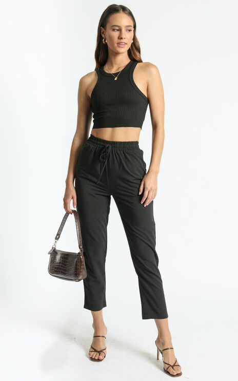 Hennessy Pants in Black