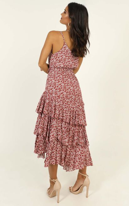 Be With Me Instead Dress in wine - 16 (XXL), Wine, hi-res image number null