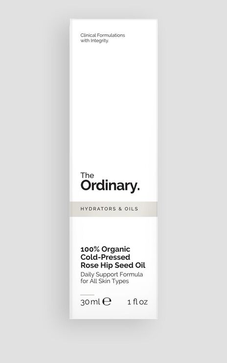 The Ordinary - 100% Organic Cold-Pressed Rose Hip Seed Oil - 30ml in White
