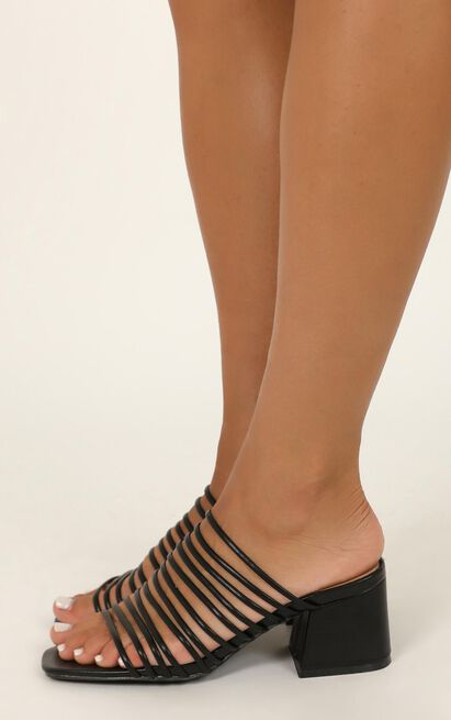 Therapy - Lola Heels in black - 10, Black, hi-res image number null