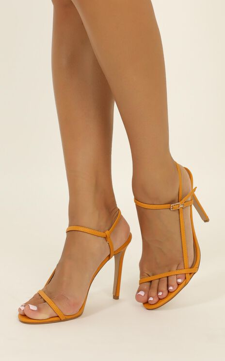 Billini - Tilly heels in spice