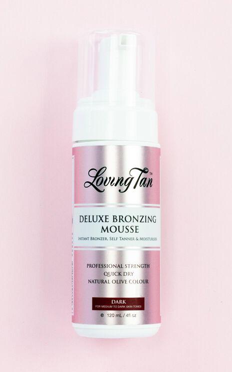 Loving Tan - Deluxe Bronzing Mousse in Dark 120ml