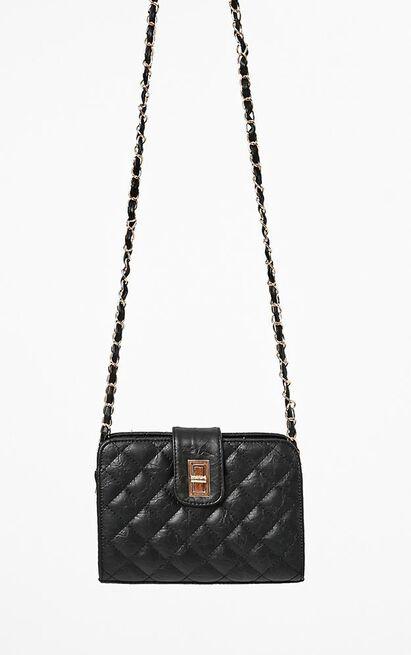 Nice Surprise Bag In Black , , hi-res image number null