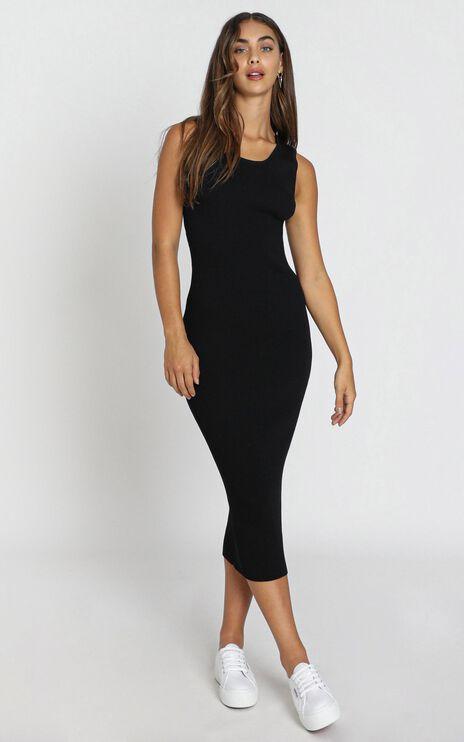 Essex Dress in black