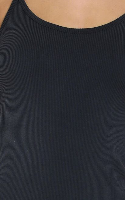 Zinnia Dress in black - 8 (S), Black, hi-res image number null