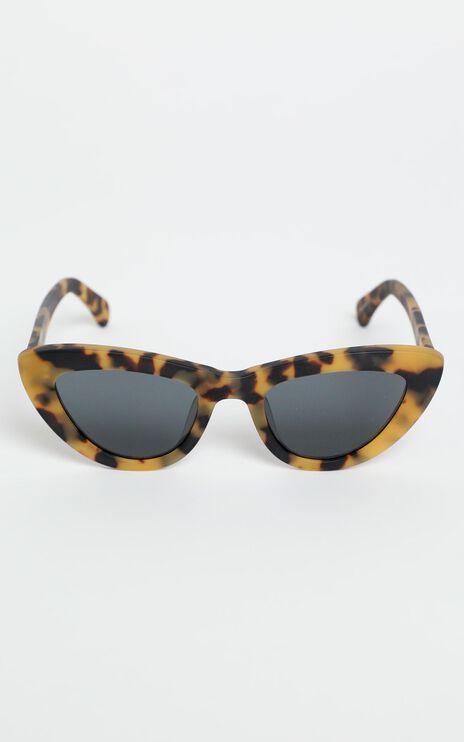 Oscar & Frank - The Duomo Sunglasses in Matte Tort