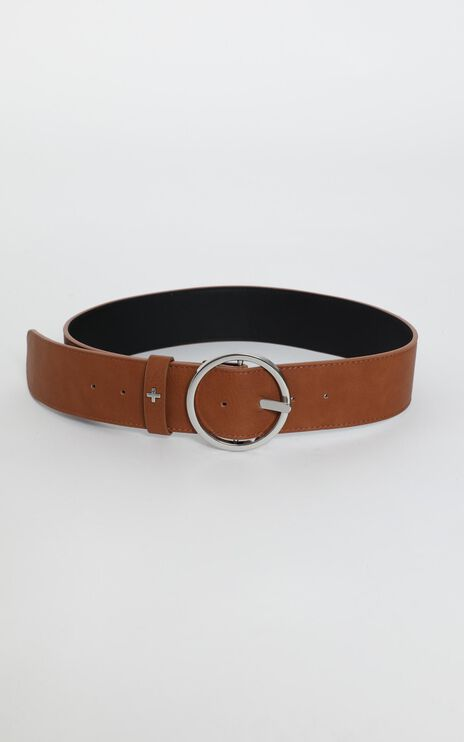 Peta And Jain - Cammie Belt In Tan