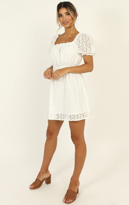 Change My World dress in white lace - 12 (L), White, hi-res image number null