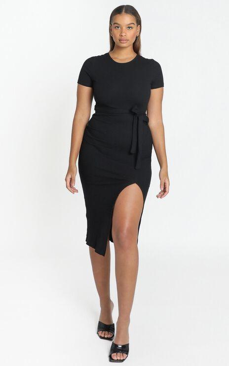 Evyn Dress in Black