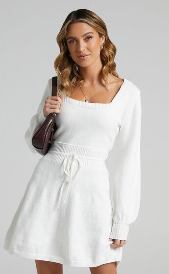 Hathor Dress in Cream