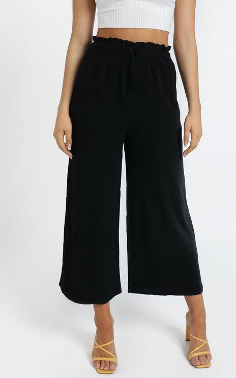 Beckett Pants in Black