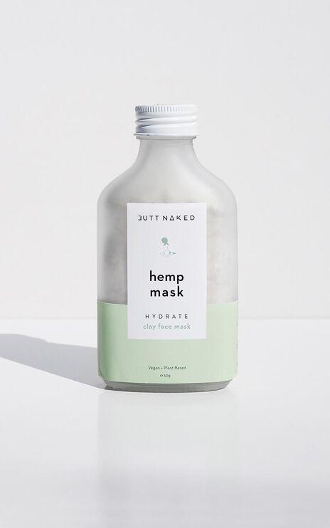 Butt Naked - Hemp Clay Mask 50g