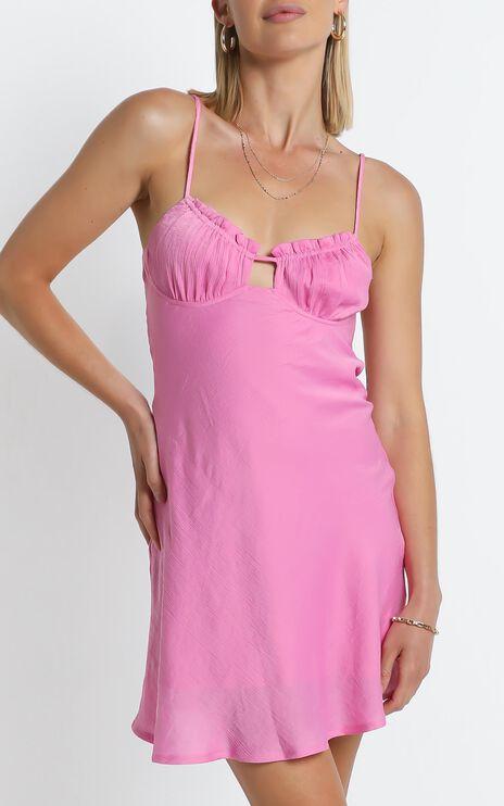 Tilbury Dress in Pink