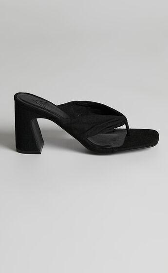 St Sana - Freya Mules in Black