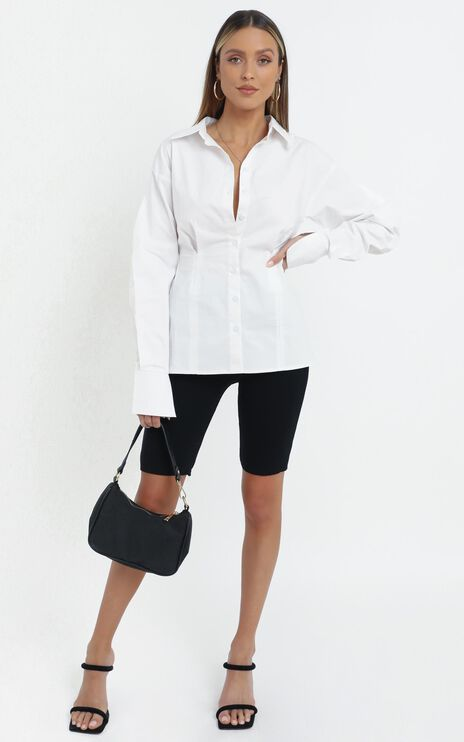 Amity Shirt in White