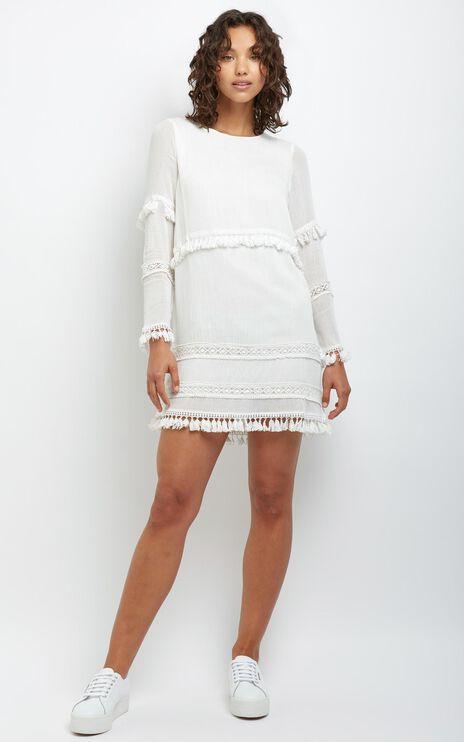 Nola Dress in White