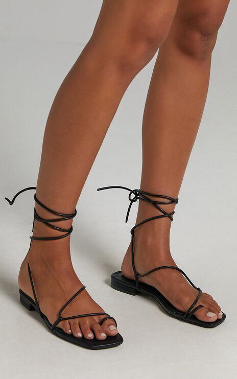 Billini - Guava Sandals in Black
