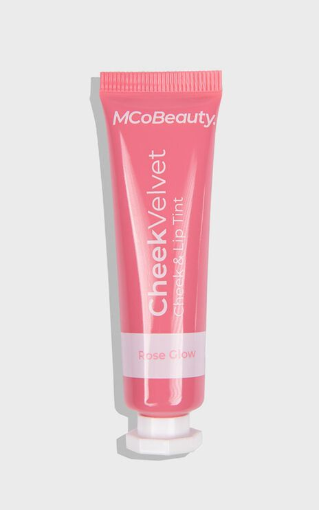 MCoBeauty - The Beauty Edit Velvet Cheek & Lip Tint in Rose Glow