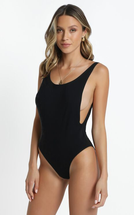 Lody Bodysuit in Black