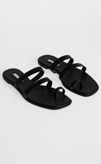Billini - Leah Sandals in Black
