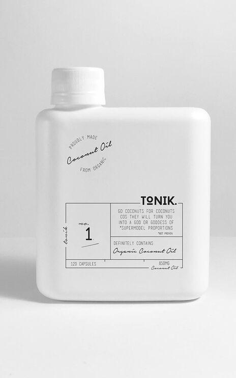 The Tonik - Coconut Oil Capsules