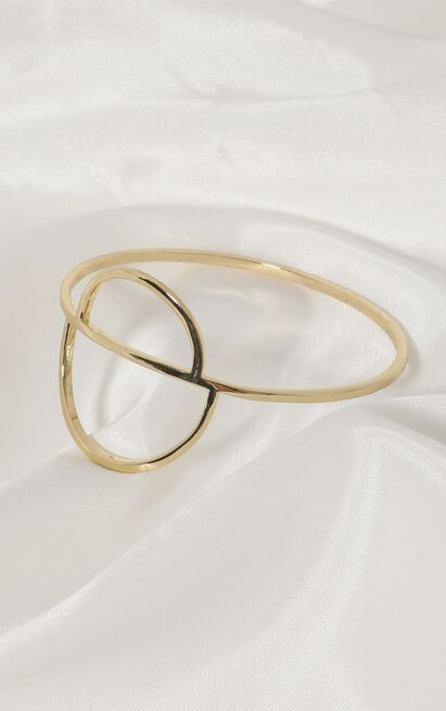 Peta And Jain - Sienna Bracelet In Gold, , hi-res image number null