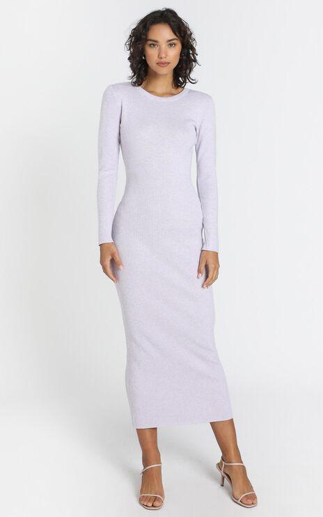 Nastia Dress in Lilac