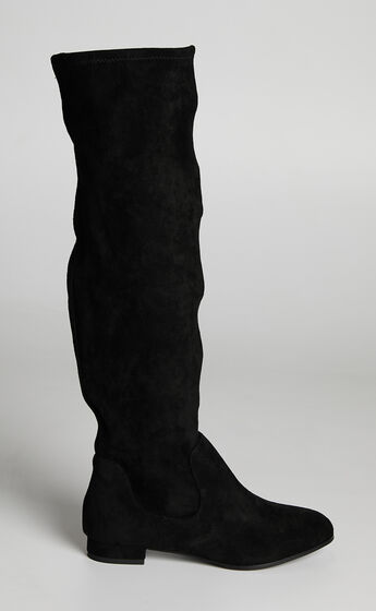 Therapy - Huxley Boots in Black