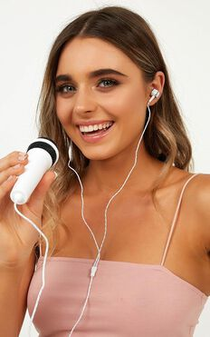 Smart Phone Karaoke 2.0 In White