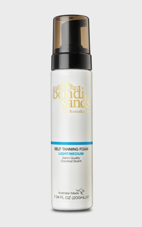 Bondi Sands - Self Tanning Foam in Light / Medium