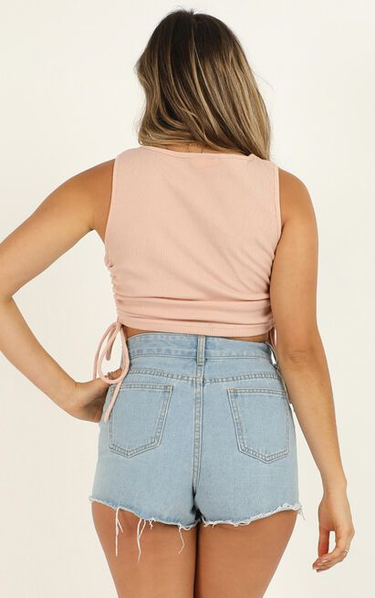 Better Sometimes top In blush - 20 (XXXXL), Blush, hi-res image number null